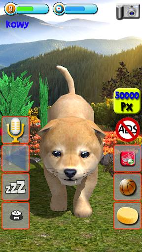 Talking Puppies - virtual pet dog to take care  screenshots 12