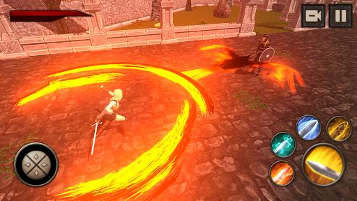 Samurai Ninja Warrior - Sword Fighting Games 2020 screenshots 2