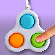 DIY Simple Dimple Pop It Fidget Toys Set