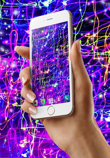 Neon Live Wallpaper ⭐ Glow Wallpapers