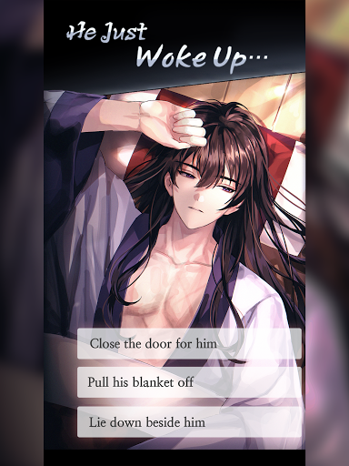 Time Of The Dead : Fantasy Romance Thriller Otome 1.1.0 screenshots 11