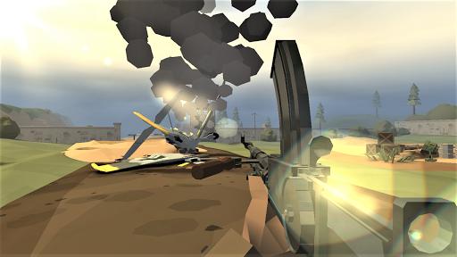 World War Polygon: WW2 shooter 2.20 screenshots 7