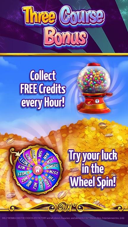 Willy Wonka Slots Free Casino  poster 15
