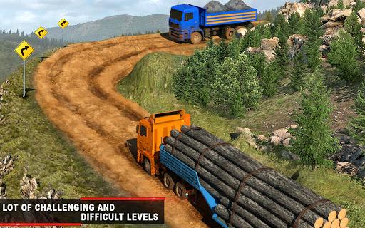 Euro Cargo Truck Driver Transport: New Truck Games apktreat screenshots 2