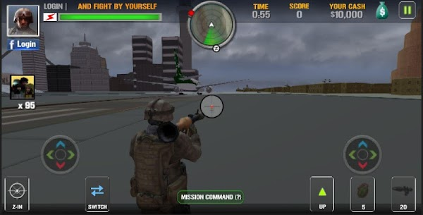 Commander Crackdown Golden Division Hack for Android and iOS 3
