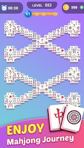 Mahjong Tours: Free Puzzles Matching Game 6