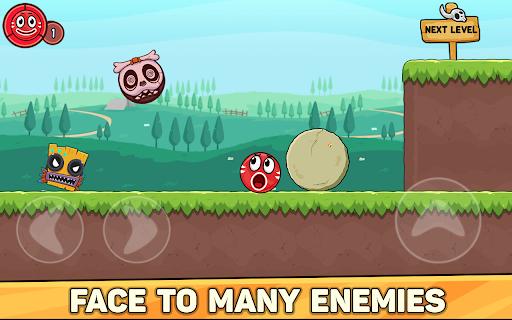 Roller Ball Adventure: Bounce Ball Hero android2mod screenshots 11