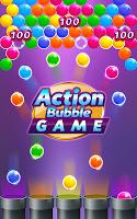 Action Bubble Game