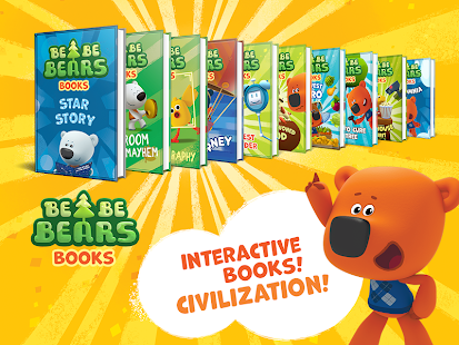 Bebebears: Stories and Learning games for kids 1.3.2 Screenshots 15