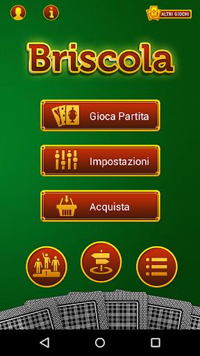 Code Triche Briscola Italiana Gratis (Astuce) APK MOD screenshots 1