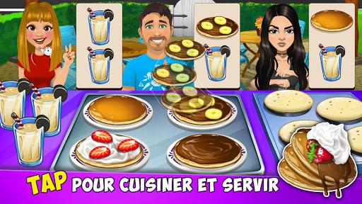 Télécharger gratuit Tasty Chef: Jeux de Cuisine et Restaurant APK MOD 2