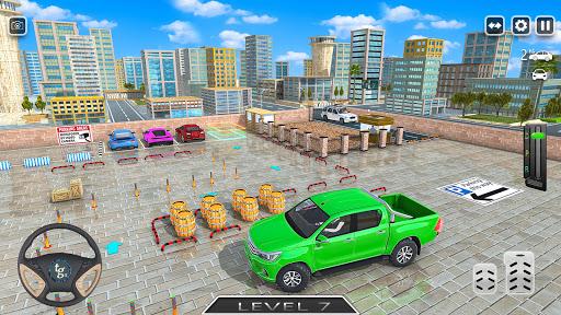 New Prado Car Parking Free Games - Car Simulation 2.0 screenshots 2