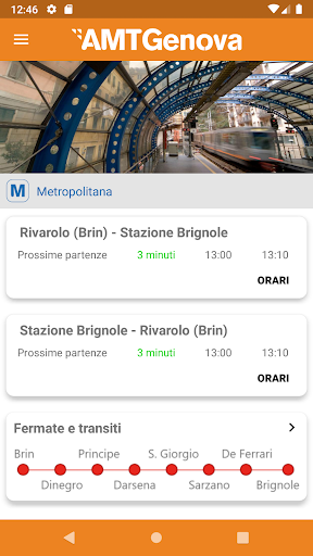AMT Genova  Screenshots 5