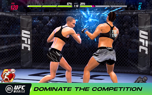 EA SPORTSu2122 UFCu00ae Mobile 2 1.5.04 screenshots 8