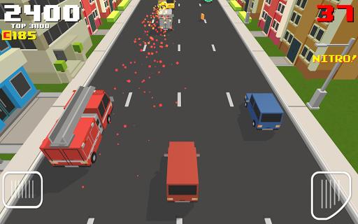 Blocky Road Racer 1.0 screenshots 7