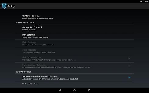 Download Droid VPN (Premium/Pro) Mod APK 3.0.5.0 for Android 4
