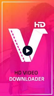 Image For HD Video Downloader - Fast Video Downloader Pro Versi 1.0 1