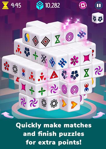 Mahjongg Dimensions - Original Mahjong Games Free  screenshots 3