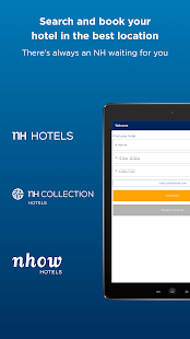NH Hotel Group–Book your hotel Screenshot