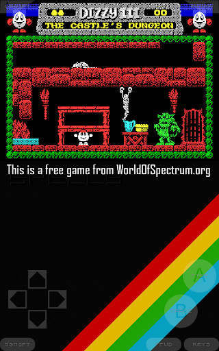 Speccy - Complete Sinclair ZX Spectrum Emulator 5.9 screenshots 22