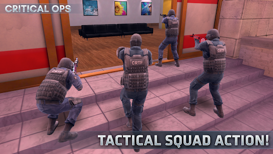 Critical Ops: Online Multiplayer FPS Shooting Game 7