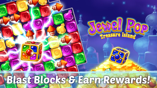 Jewel Pop: Treasure Island  screenshots 1