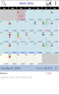 Budget Calendar 1