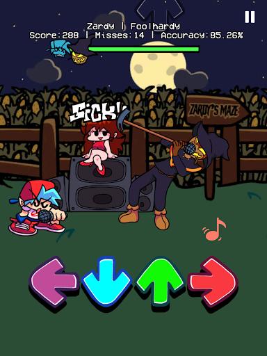 Horror music party mod 1.2 screenshots 7