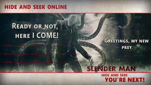 Slenderman Hide & Seek: Online Battle Arena  screenshots 2