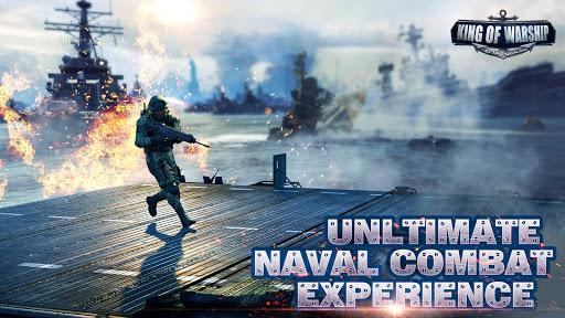 King of Warship: 10v10 Naval Battle 6.5.1 screenshots 2