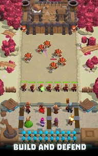 Wild Castle TD: Grow Empire Tower Defense in 2021 4