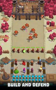 Wild Castle TD: Grow Empire Tower Defense in 2021 1.4.9 Screenshots 4