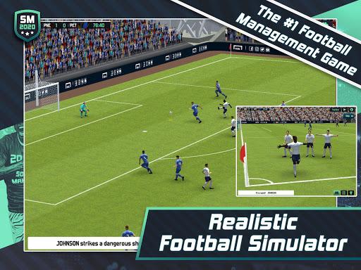 Soccer Manager 2020 - Football Management Game 1.1.13 screenshots 7