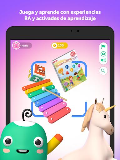 PleIQ - Recurso Educativo con Realidad Aumentada apkdebit screenshots 8
