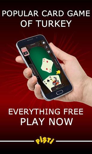 Pisti Card Game - Offline screenshots 7