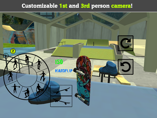 Skateboard FE3D 2 - Freestyle Extreme 3D 1.28 screenshots 19