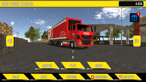 IDBS Truck Trailer 4.0 screenshots 8