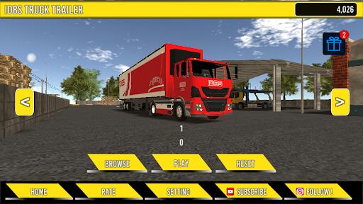 IDBS Truck Trailer screenshots 8