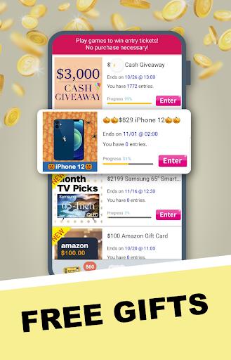 Gift Darts: free gifts, giveaways, fun game 1.519 screenshots 4