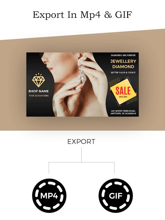 Ad Maker, Video Editor, Explainer Video Maker  poster 13