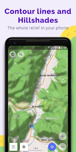 Download OsmAnd+ — Offline Maps, Travel & Navigation mod apk 2