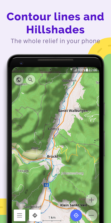 OsmAnd+ — Offline Maps, Travel & Navigation  poster 2