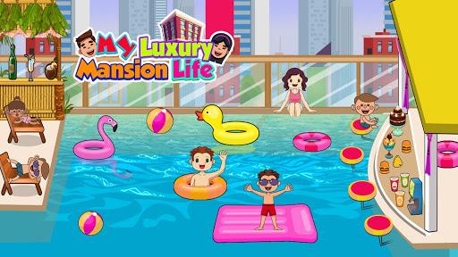 My Luxury Mansion Life: Rich & Elite Lifestyle 1.0.5 screenshots 3