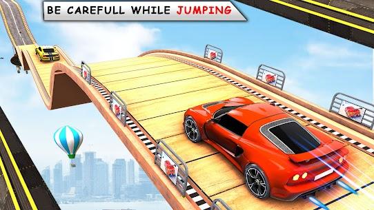 Superhero Car Stunts Car Games 4