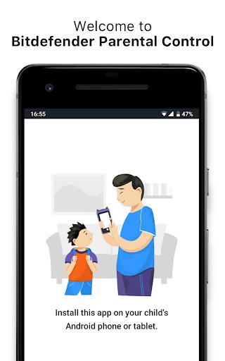 Bitdefender Parental Control 1.4.6.541 Screenshots 1