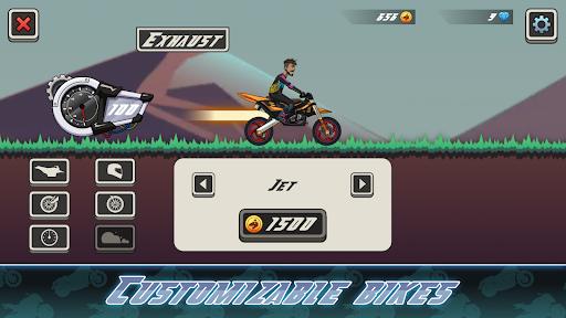 Unlimited Trials - Free Bike Game 1.0.4h screenshots 3