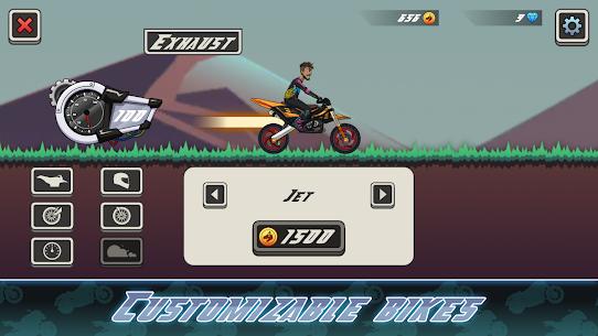 Unlimited Trials – Free Bike Game 3