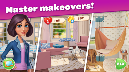 Mary's Life: A Makeover Story 4.8.0 screenshots 4