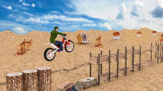 دراجة نارية حيلة الدراجة ألعاب جديدة 3