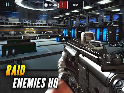 Sniper Fury: Online 3D FPS & Sniper Shooter Game mod (Money) 6